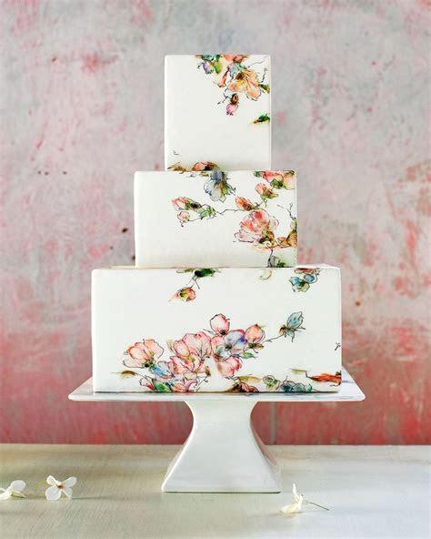 Gorgeous Floral Wedding Cakes by Maggie Austin   Unique