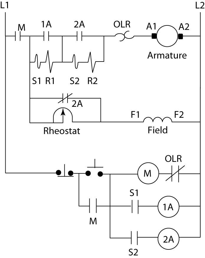 27 Motor Starter Diagram