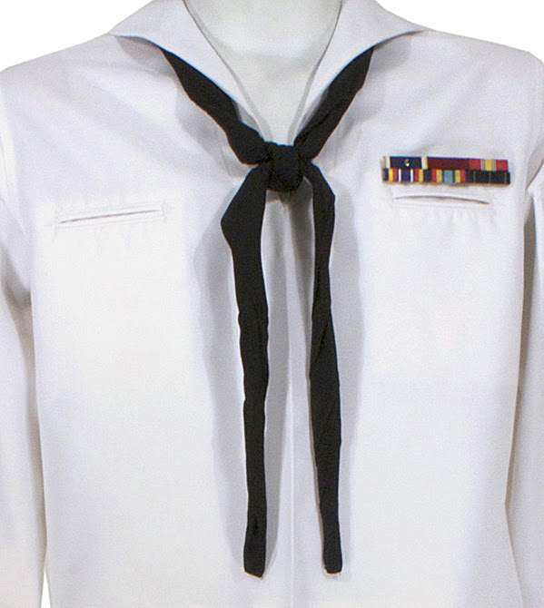 Navy Uniforms Navy Enlisted Dress White Uniform Creases