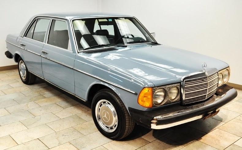 1980 Mercedes-Benz 240D: Life Car?