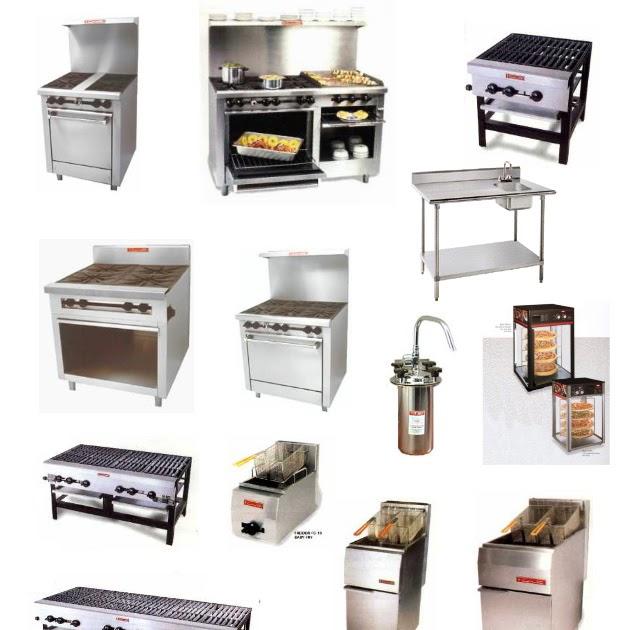 Ricardo villarraga lopez quieres saber cuales son los for Equipos para cocina