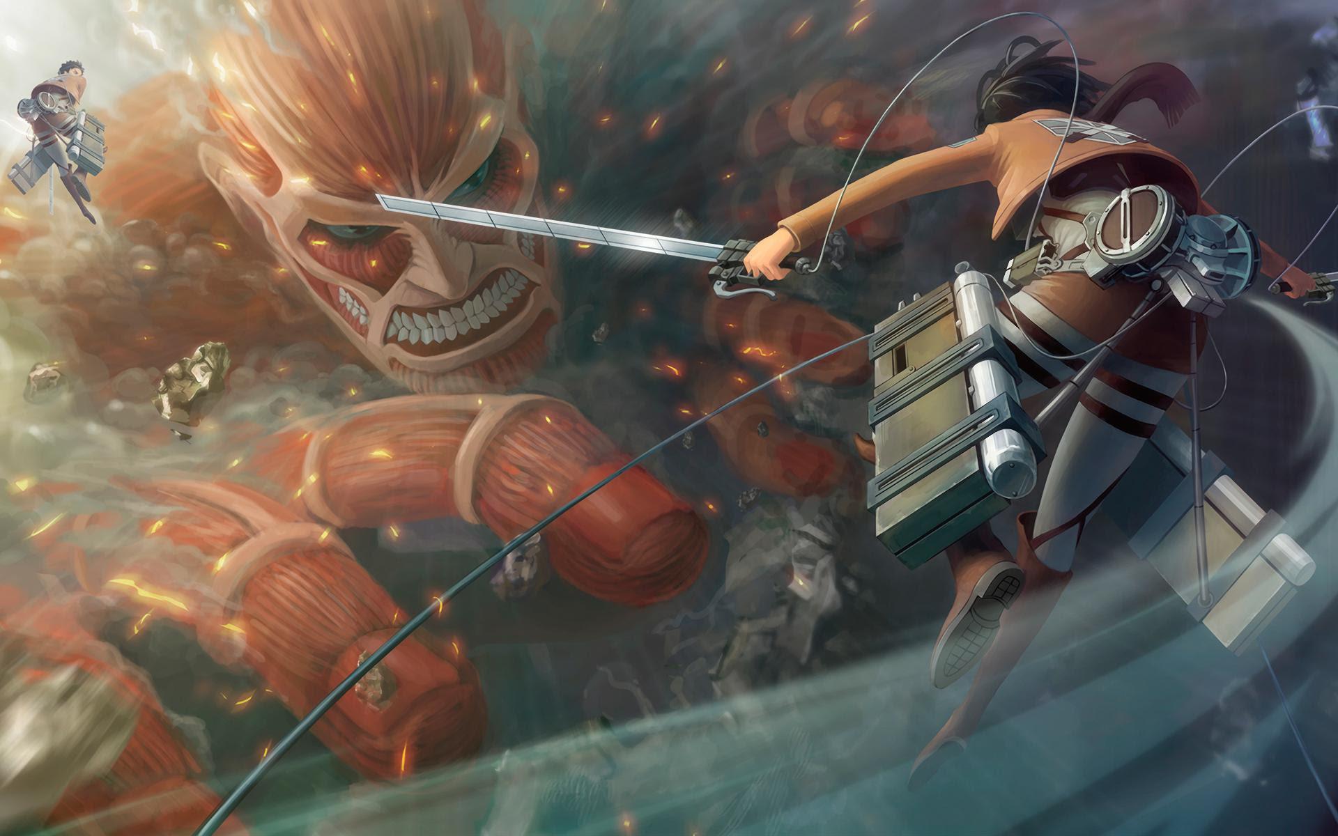 Download 54 Wallpaper Hd Mikasa HD Terbaru