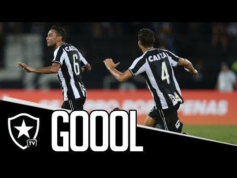 Confira os gols do Botafogo-RJ na vitória sobre o Grêmio
