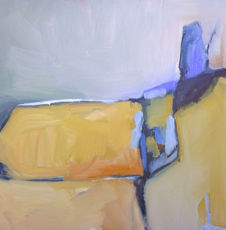 Artist Jill Van Sickle  Painting, artwork, abstract