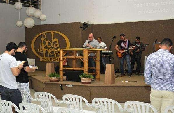 Igreja Bola de Neve Church - Ed Alves/CB/D.A Press
