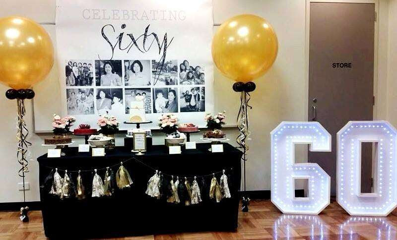 49 Party Theme For 60th Birthday Male