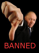 THIS BLOG HAS BEEN BANNED BY THE CITY COUNCIL - it's official!