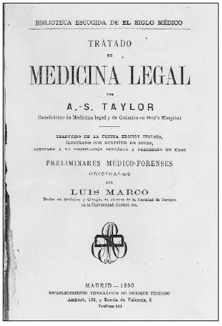Cuadernos De Medicina Forense