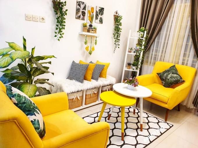 Bentuk Sofa Untuk Ruang Tamu Kecil   Ide Rumah Minimalis