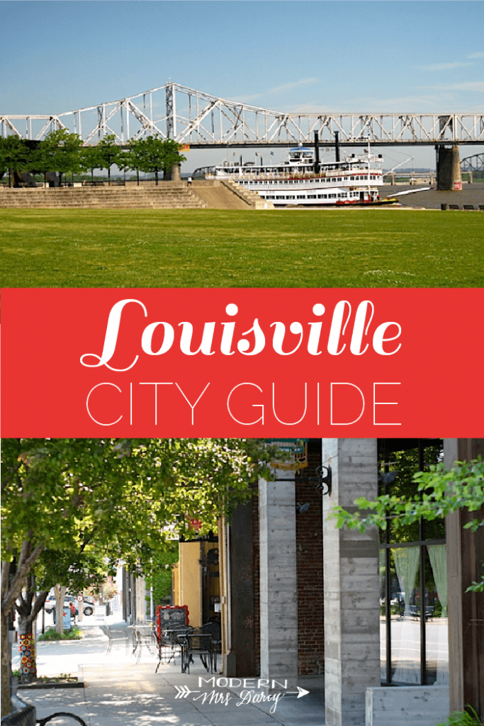Louisville City Guide