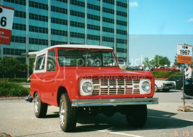 1966 Ford Bronco Pictures, Images and Photos