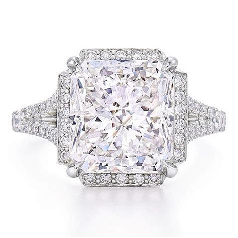 Best 25  Diamond rings ideas on Pinterest   Gold band