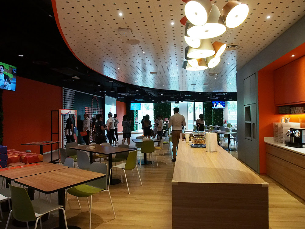 Shopee gets a brand new office just before their app wide