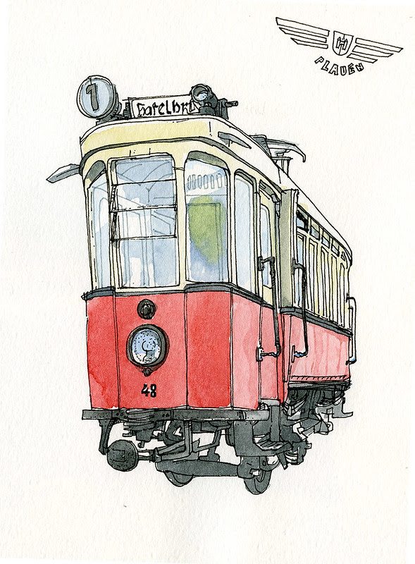 Tram (Plauen)