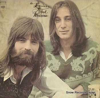 LOGGINS & MESSINA s/t