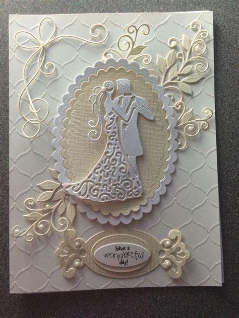 Wedding card tattered lace   Anniversary/Wedding/Shower