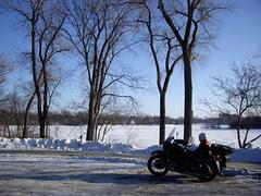Ural at Cedar Lake