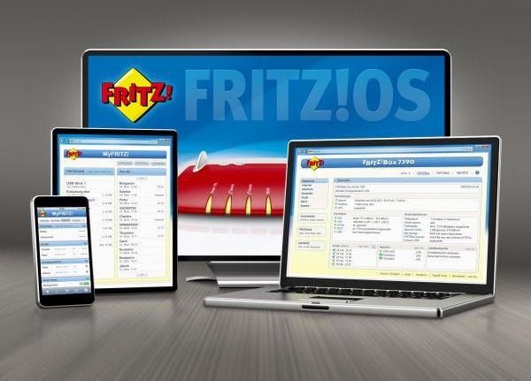 FRITZ!OS, el software también es muy importante