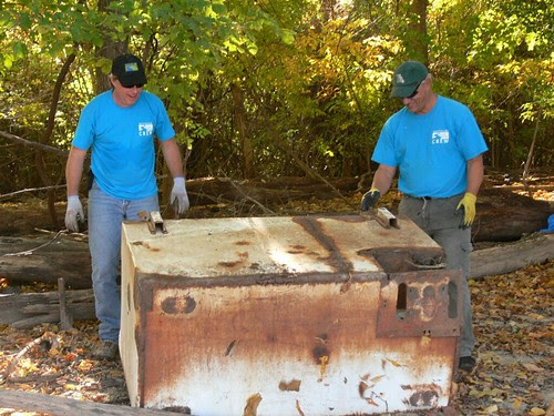 Hermann Big Muddy Clean Sweep 2011