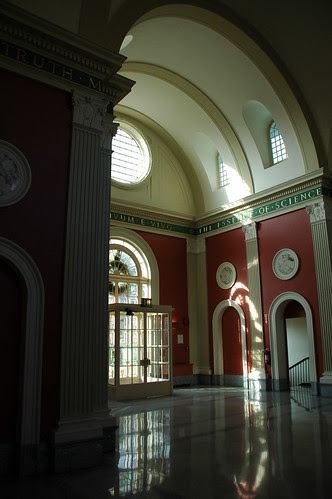 Main Entrance, BBG Lab Admin Building