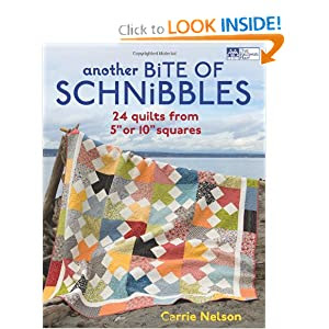 "Another Bite of Schnibbles: 24 Quilts from 5"" or 10"" Squares (That Patchwork Place)"