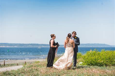 Small Outdoor Wedding Seattle ? Seattle Wedding Officiants
