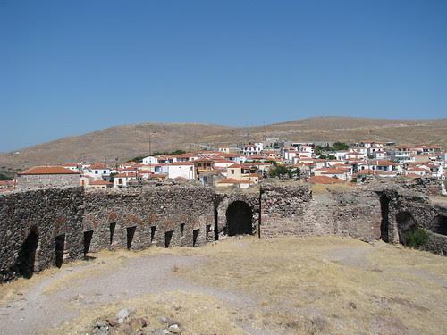 Sigri Castle