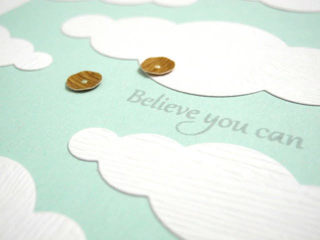 Believe You Can (detail)