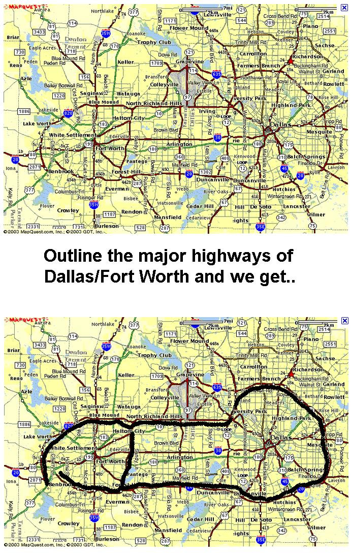 Dfw Traffic Map Dfw Traffic Map | States Maps