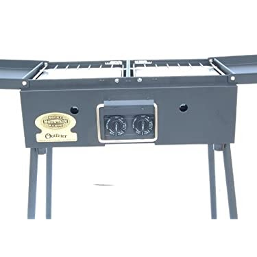 Portable Gas Grill Reviews Rocky Mountain Range Outfitter
