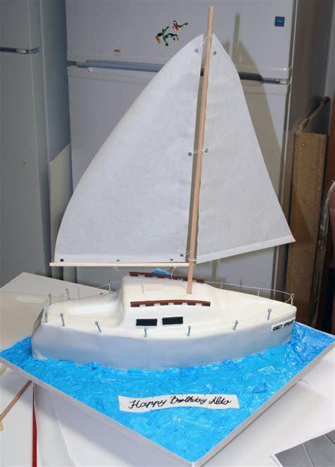 Sailboat Cakes ? Decoration Ideas   Little Birthday Cakes