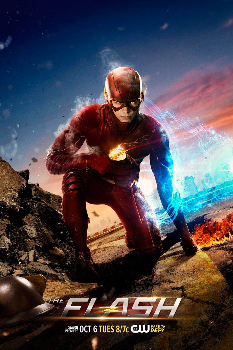 New The Flash Season 2 Poster Released