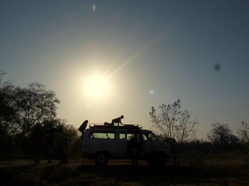 Safari (fotogràfic) a Burkina Faso