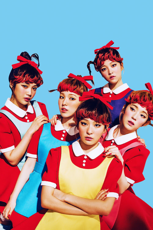 [OFFICIAL] Red Velvet – Concept Photo For 'The Red' 1400x2100