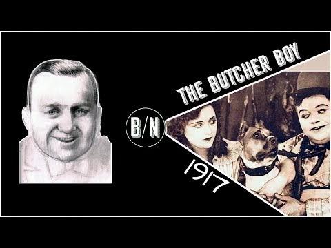 THE BUTCHER BOY - 1917