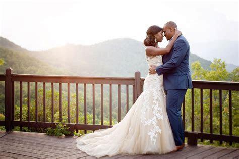 An Elegant Mountainside Wedding at Hawkesdene House in