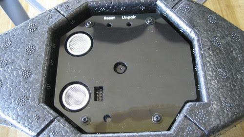 AR.drone Bottom Close-Up