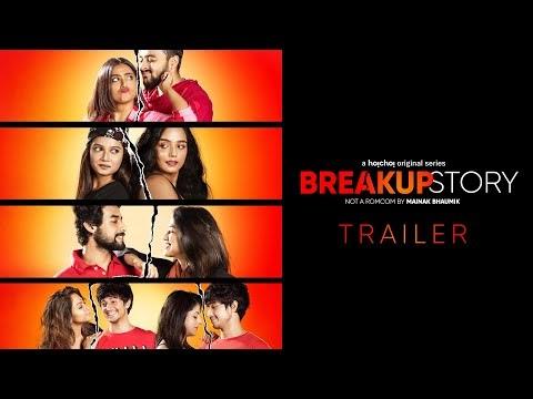 Breakup Story Webseries Review