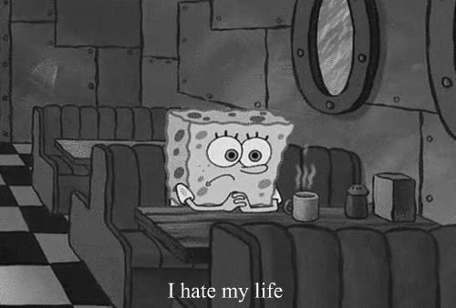 Fml Suffering Kill Me I Hate My Life Depressive Fake Smile Depresion