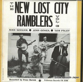 NEW LOST CITY RAMBLERS, THE vol.3