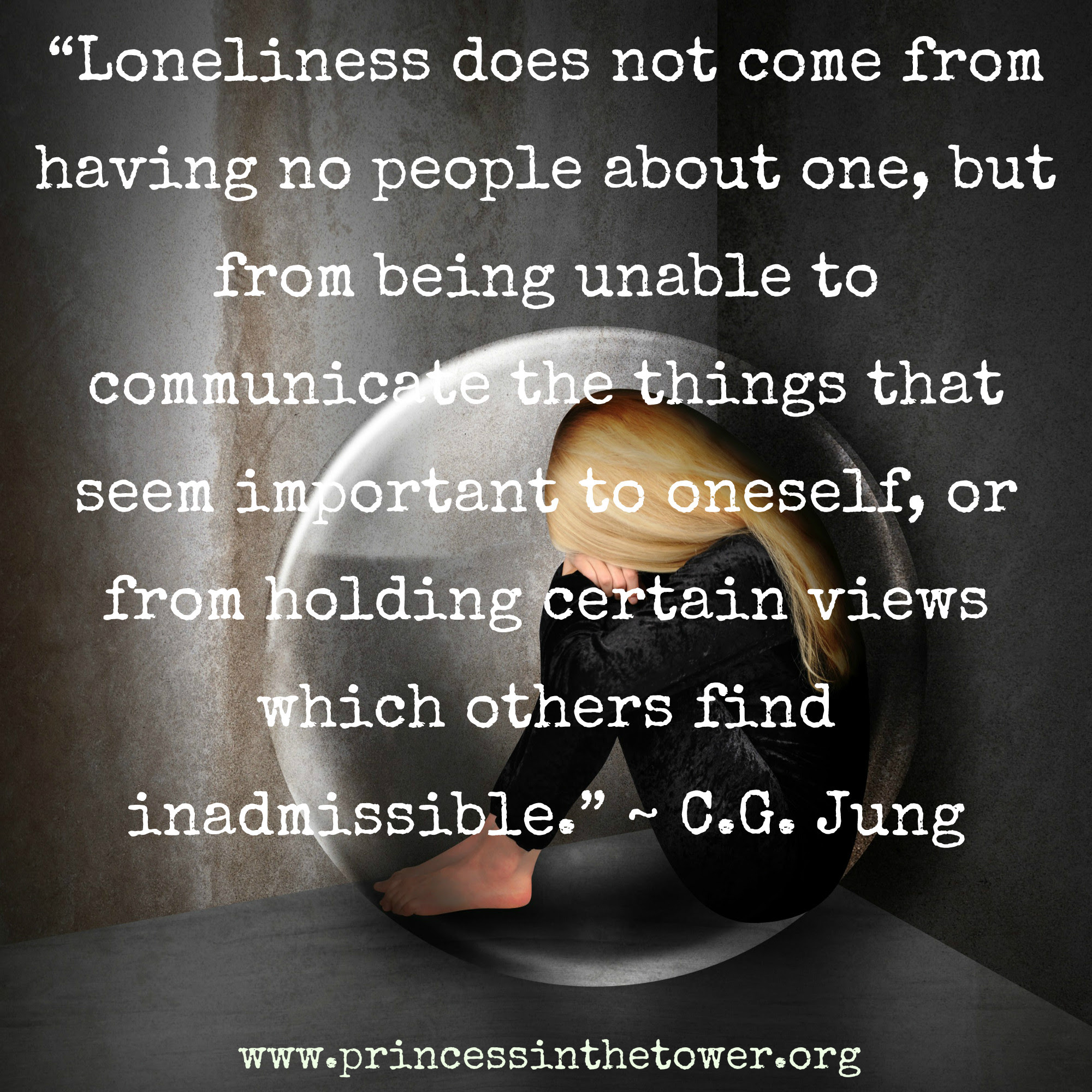 The Isolating Loneliness of Chronic Pain & Invisible ...