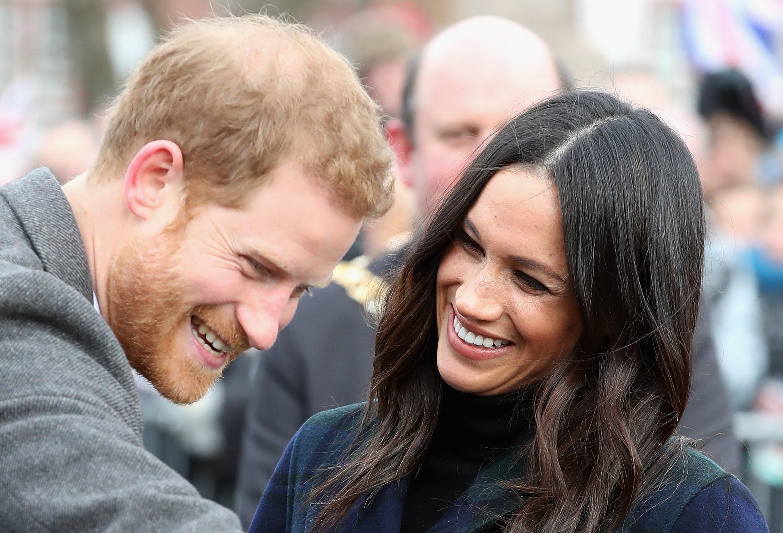 Royal Wedding Harry Meghan