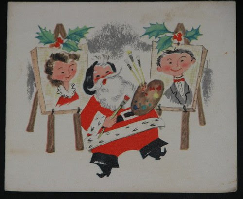 Vintage Christmas Cards 003