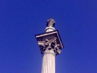the tower in the plaza of the Basilica di Santa Maria Maggiore