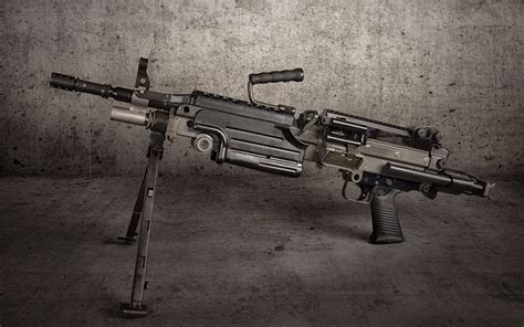 wallpaper   machine gun weapon  hd