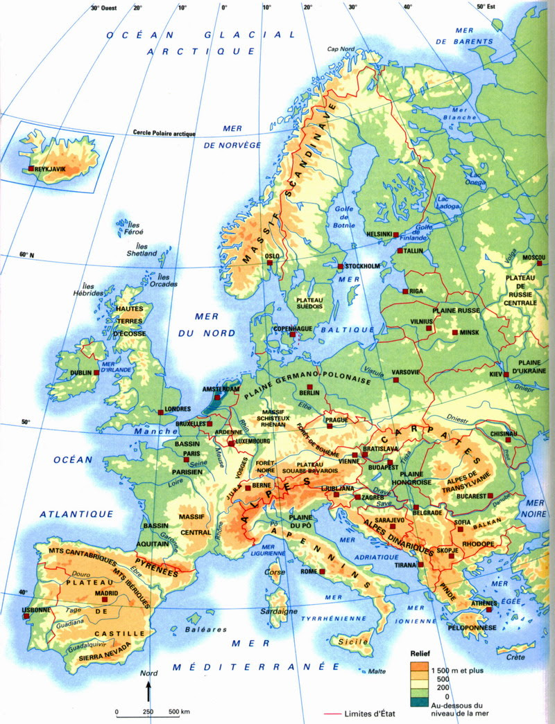 La Géographie Au Ce1 Chouette Y A Plus Ecole Géographie