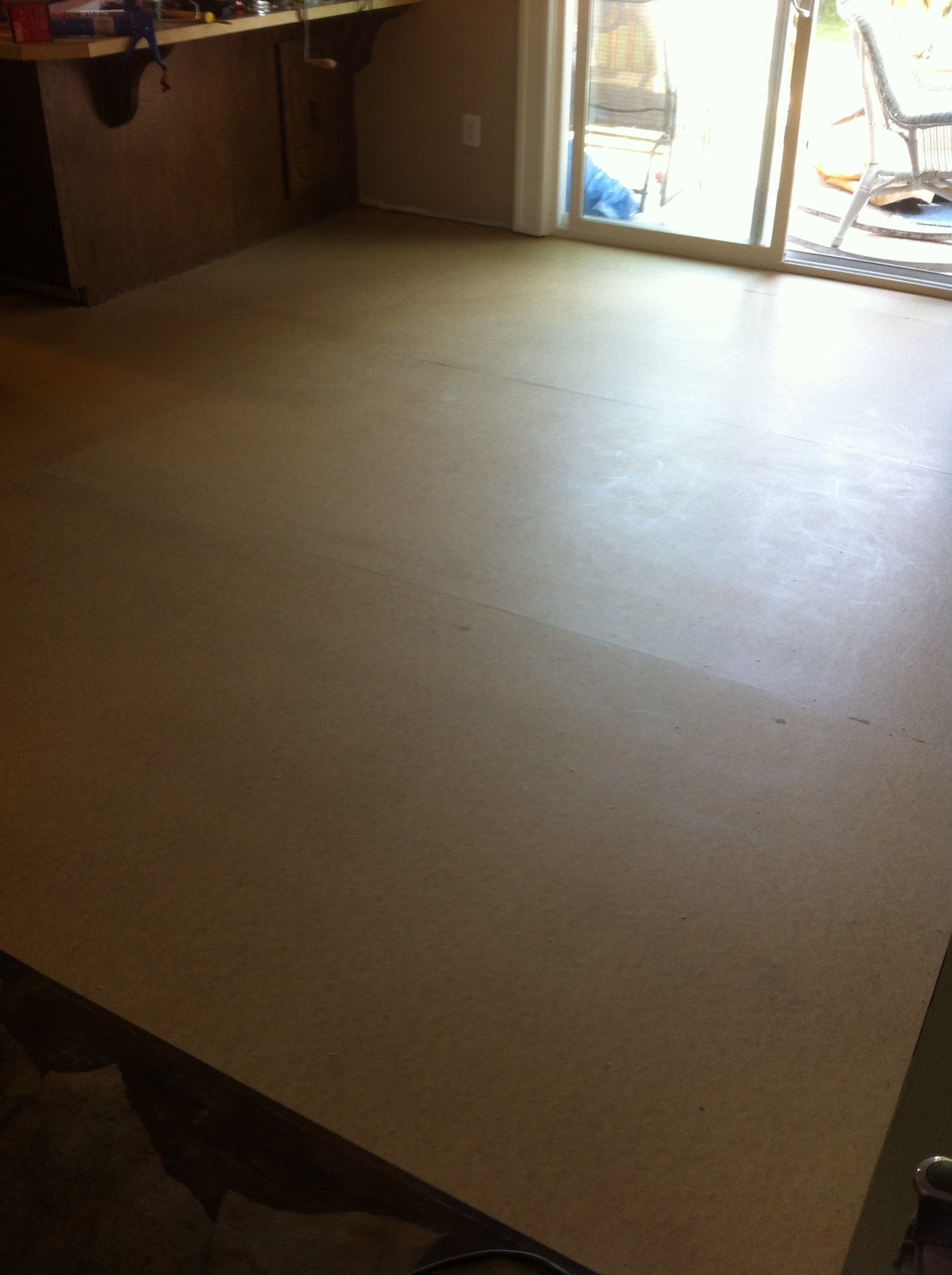 Brown Paper Bag Flooring…Updates – Holly s Corner