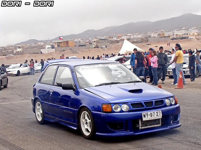 Toyota Starlet GT - 2da Fecha Club PerfomanCars