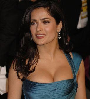 Vivaz: Salma é famosa por suas curvas