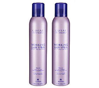Alterna Caviar Working Hairspray Duo, 7.4 fl oz.